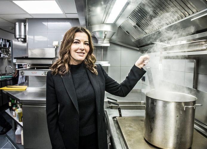 """Engelse kokkin Nigella Lawson: """"Ik ben een thuiskok, geen professional."""""""