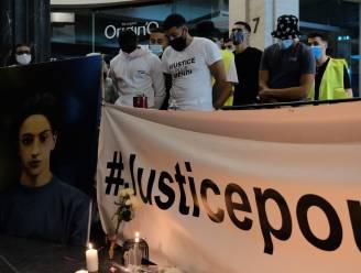 Vrienden en familie herdenken dood Mehdi (17)
