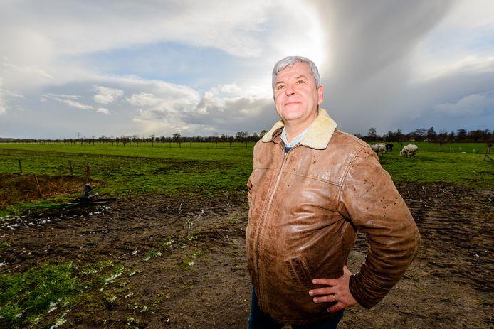 Geen windmolens in Maartensdijk als het aan CDA-fractievoorzitter Werner de Groot ligt.