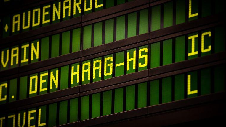 Momenteel rijdt de Beneluxtrein (IC) 12 keer tussen Brussel en Den Haag-Hollands Spoor. Beeld BELGA