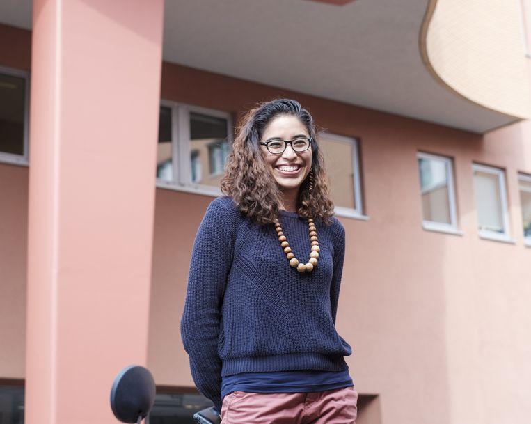 Alejandra Hernández Beeld Sjaak Verboom