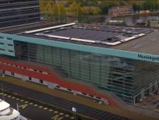 Duizend zonnepanelen op Muziekgebouw en Bimhuis