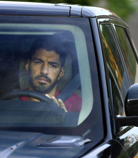 """Affaire Suarez: la Juventus Turin dit avoir agi """"dans les règles"""""""