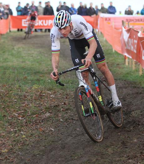 Van der Poel ook de beste in Flandriencross