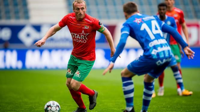 """Kevin Vandendriessche en KV Oostende voeren niet langer stand aan: """"Als we negen op negen pakken, zijn we altijd eerste"""""""