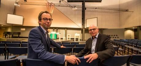 Henk Vahrmeijer viert 50 jaar op het orgel