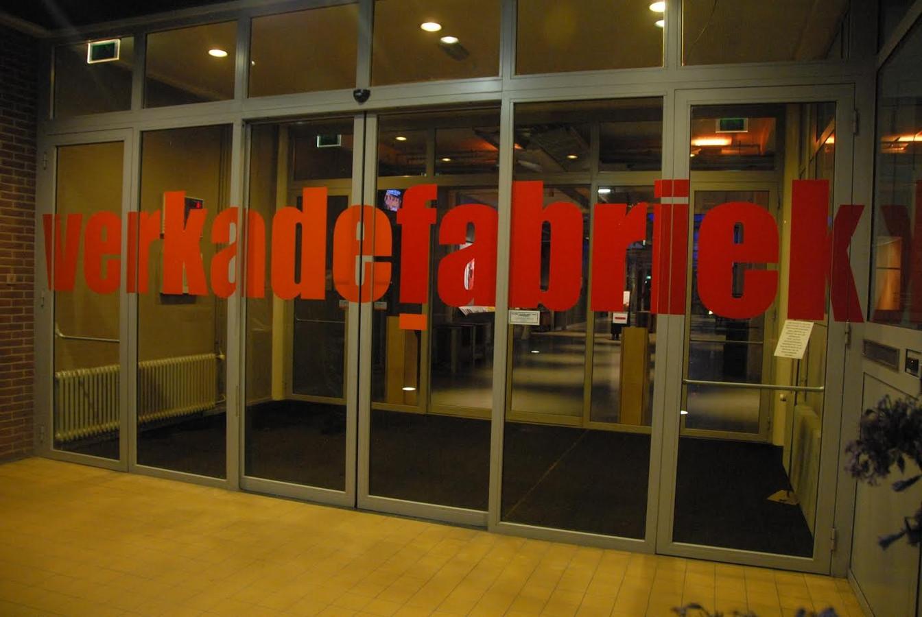 De Verkadefabriek in Den Bosch.