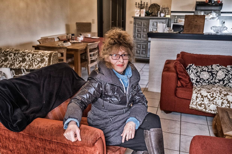 Rita Verhaegen Beeld Tim Dirven