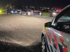 Politie ontruimt carmeeting in Harderwijk: klachten over lawaai