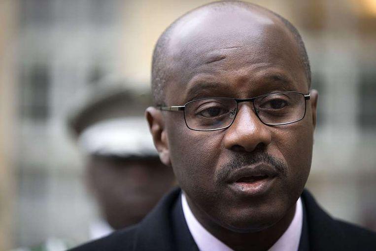 Oumar Tatam Ly, premier van Mali Beeld afp