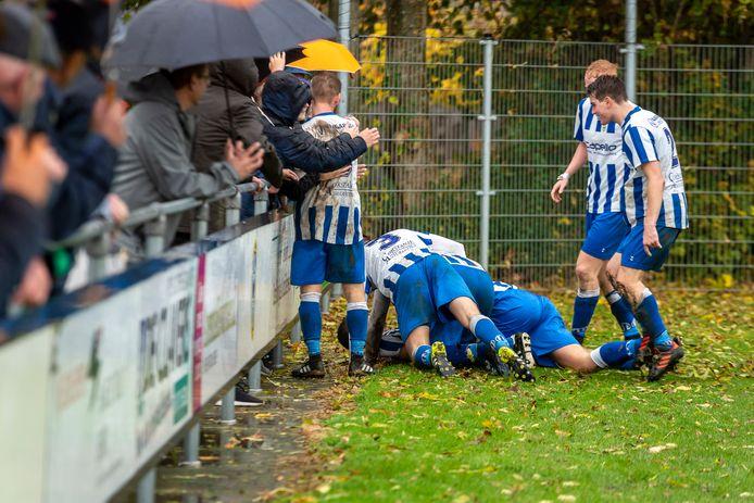 's-Heer Arendskerke speelt zaterdag (weer) voor het kampioenschap.