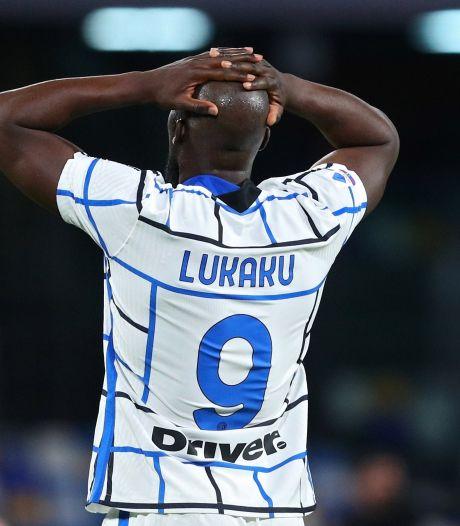 """Dérapage raciste à la télévision italienne: Lukaku désigné comme le """"noir de l'Inter"""""""