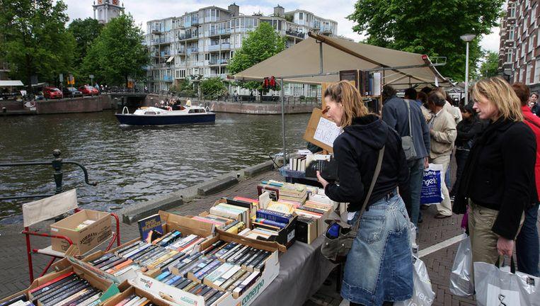 Schuuring noemt het 'onvoorstelbaar' dat deze corruptie op met name Waterlooplein en Noordermarkt zo lang heeft kunnen bestaan. Foto ANP Beeld