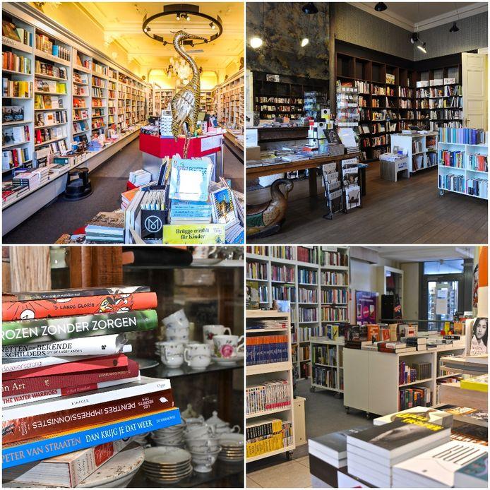 Bakken leesplezier bij deze bijzondere boekhandels.