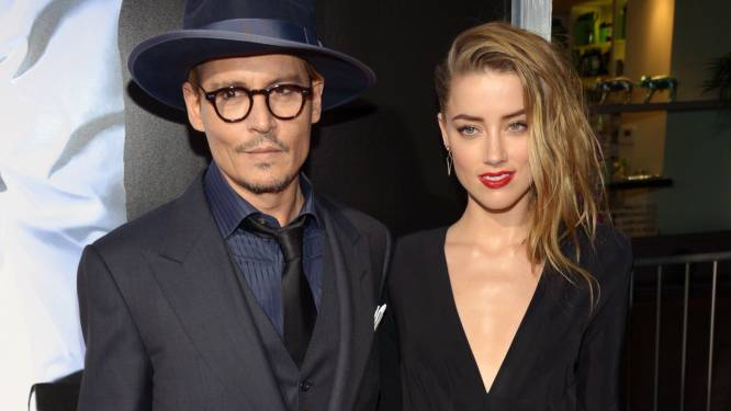 Expliciete video's Amber Heard gelekt