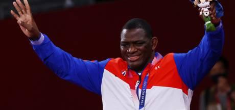 Oppermachtig: Cubaanse worstelaar wint in vierde Spelen op rij goud