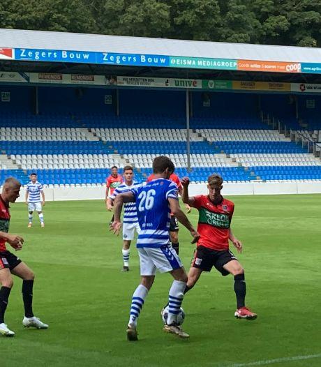 NEC verslaat De Graafschap in geheim oefenduel door goals Mattsson en Romeny