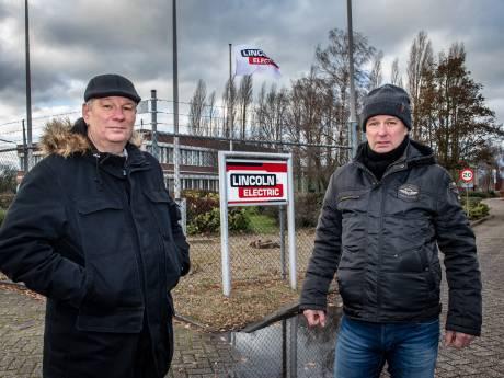 Broers Hans en Peter werken er bijna veertig jaar, maar Smitweld sluit: 'Ik dacht: ik red het wel tot mijn pensioen'