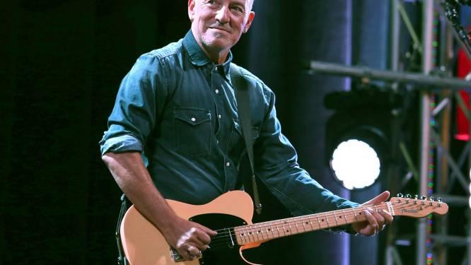 Gevaccineerden met AstraZeneca niet welkom op concerten Bruce Springsteen in New York