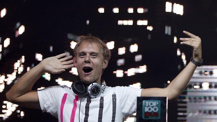 Armin van Buuren Beeld anp