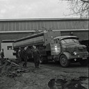 1964: Linnenfabriek Van Moorsel aan de Beemdstraat in Eindhoven