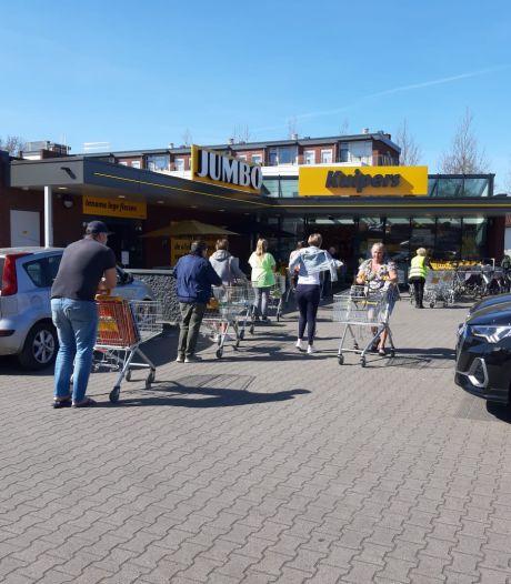 Meer ruimte voor de supermarkten in Oldenzaal en beperkte branche-uitbreiding op Woonboulevard