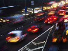 Ongeluk op A58 richting knooppunt Zoomland