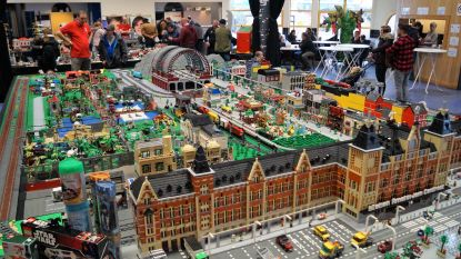Brick Tricks opnieuw lust voor het oog voor Legoliefhebbers