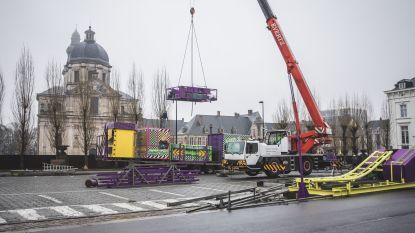 """Stad Gent schrapt Halfvastenfoor: """"Zelfs tijdens de wereldoorlogen gingen we door"""""""