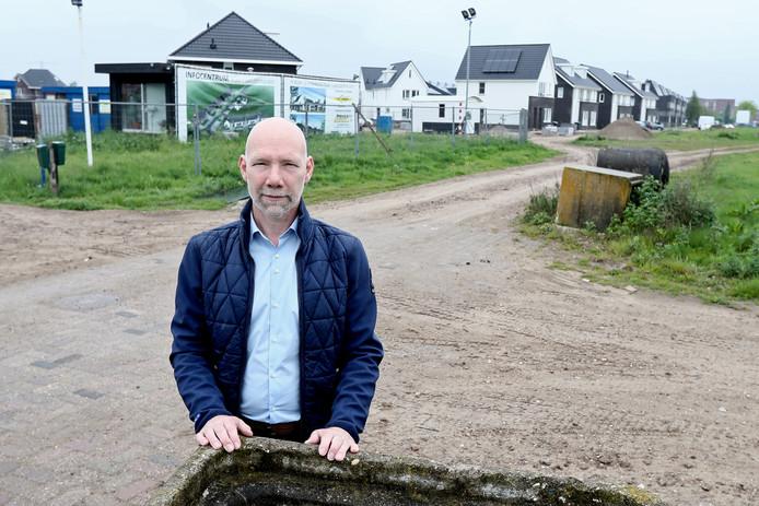 Evert-Jan Van Til ligt al jaren overhoop met de gemeente Zutphen over 't Loo, een bouwplan dat Van Til via zelfrealisatie tot ontwikkeling brengt.