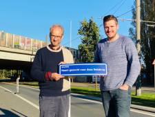 Wie helpt nieuwe fietsbrug over Ruggeveldlaan aan toffe naam? Inwoners mogen in 2022 zelf voorstellen lanceren