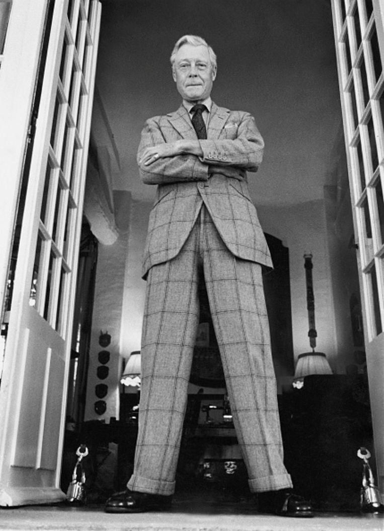 De hertog van Windsor. Beeld Conde Nast via Getty Images