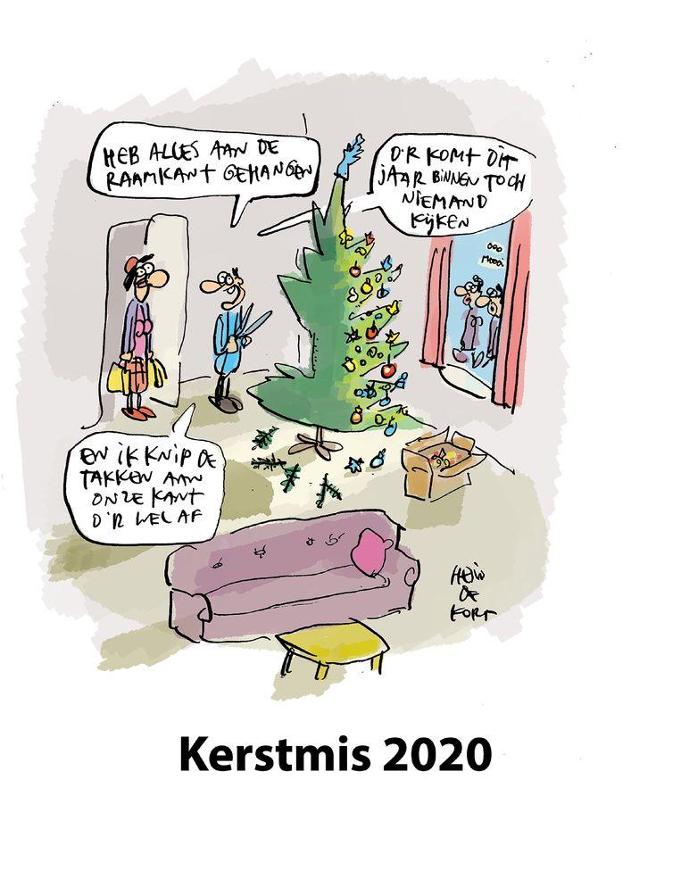 10 december 2020 Beeld Hein De Kort