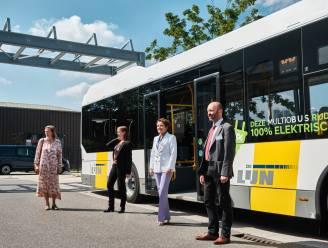 """Tiens autobusbedrijf Multiobus blijft vloot vergroenen, en dat is iets waar zelfs De Lijn jaloers op is: """"Ze zijn een voorbeeld"""""""