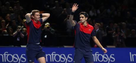 Herbert en Mahut winnen ATP Finals