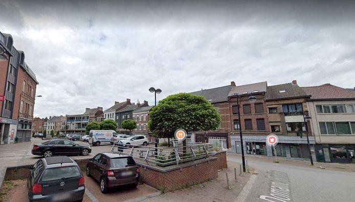 Cette partie de Gosselies (Charleroi) va bientôt être en chantier