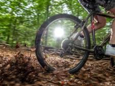 Waarschuwingen voor moutainbikers in bossen: Bladel zet in op boetes