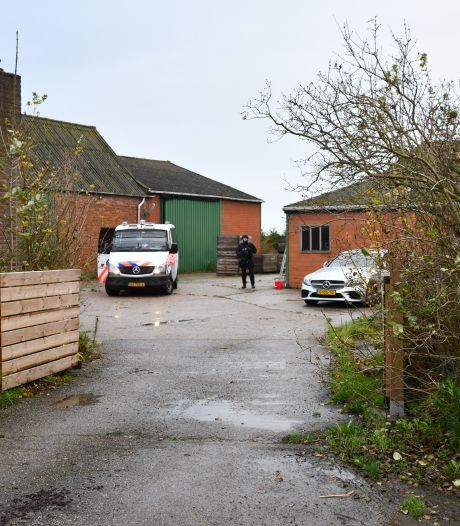 Rechtbank houdt vier verdachten drugslab Westdorpe in de cel