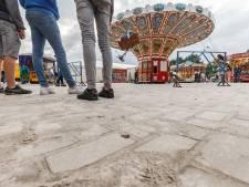 Einde aan modderpoel tijdens festiviteiten in Nijeveen