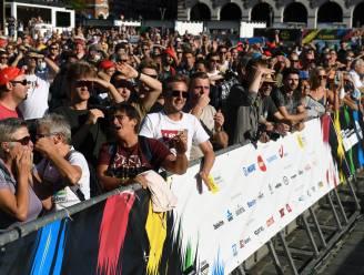 VIDEO en FOTOREPO Leuven stroomt vol op tweede dag van WK Wielrennen