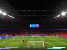 Calvert-Lewin scoort bij debuut voor winnend Engeland