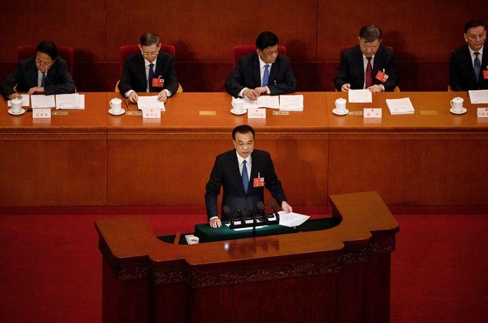 Openingstoespraak van premier Li Keqiang