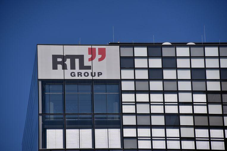Hoofdkantoor van RTL in Luxemburg.  Beeld Hollandse Hoogte / dpa Picture-Alliance