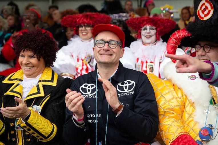 Vlaams N-VA-minister Ben Weyts. Beeld BELGA