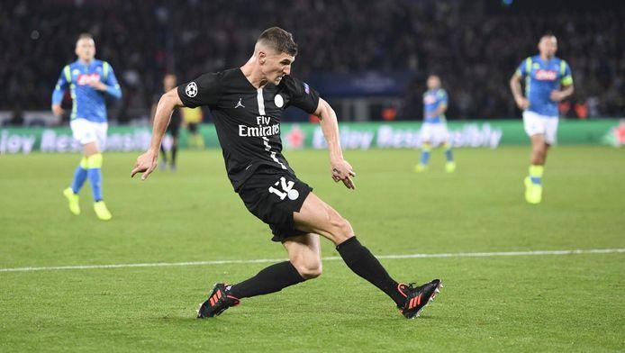 Trois buts et trois assists? Un seul défenseur fait mieux dans les dix championnats les plus huppés d'Europe.