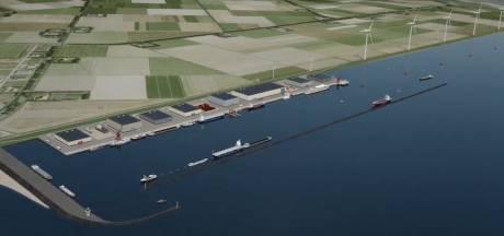Urk en Dronten ruilen water voor nieuwe servicehaven