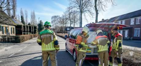 Gaslek Oosteind verholpen, bewoners kunnen weer naar huis