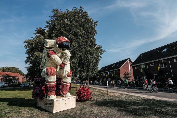 Het bloemencorso in Lichtenvoorde werd in 2020 ook afgelast, toen werd er alternatief een Dahlia Kunstobjecten Route georganiseerd. Voor dit jaar wordt er eveneens een Dahlia Kunstobjecten Route uitgezet.