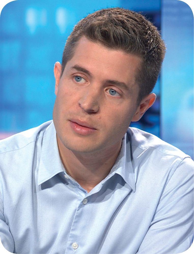 Kenneth Dée: 'De reacties op posts van Vlaams Belang zijn bovengemiddeld negatief, boos of gefrustreerd.' Beeld