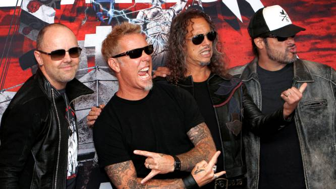 Metallica op Rock Werchter én Pinkpop 2022